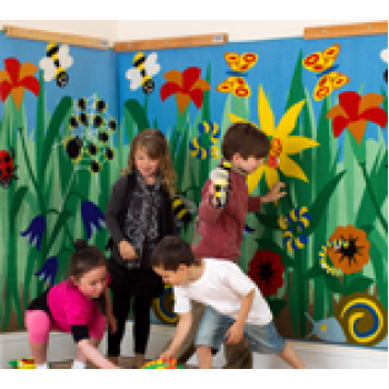 Interactive Wall Displays