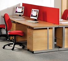 Momento Cantilever Desks