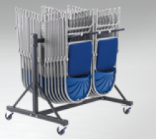 Chair Storage Trolleys