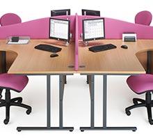 Maestro 25 GL Cantilever Desks