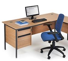 Maestro 25 GL H Frame Desks