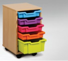 Classroom Storage Units & Trolleys