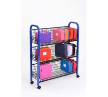 Single Sided Lunchbox Trolley