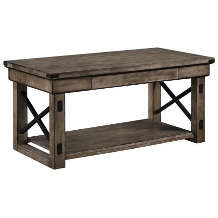 Wildwood Veneer Coffee Table