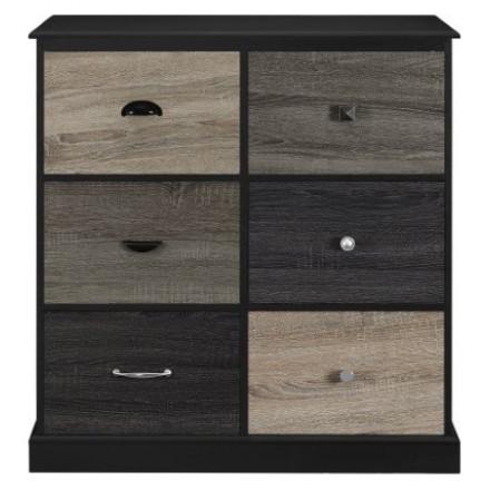 Mercer 6 Door Storage Cabinet