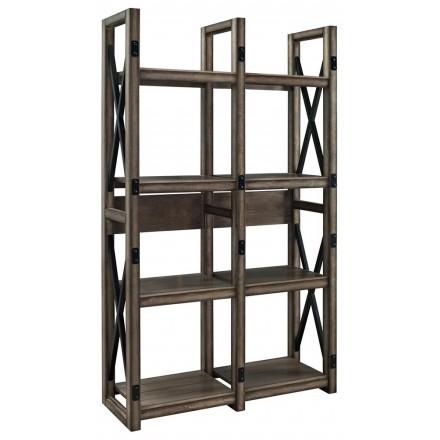 Wildwood Veneer Bookcase