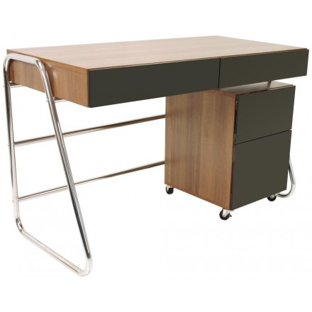 2 Drawer Computer Desk - Juo