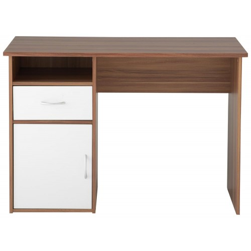 Single Pedestal Laptop Desk - Hastings
