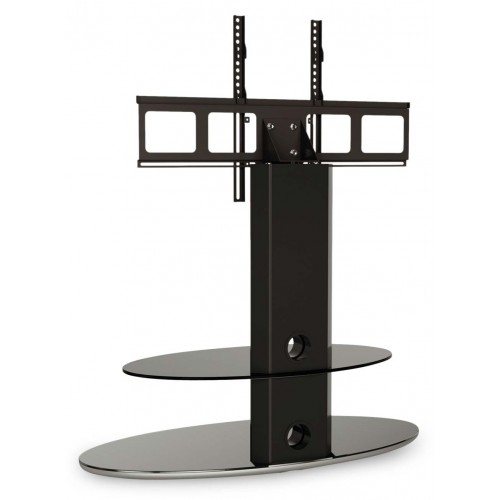 Gradino Oval 2 Shelf 900mm Wide TV Stand