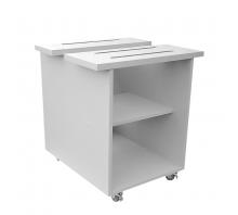 Acoustic Printer Hood - 740 x 660 x 345