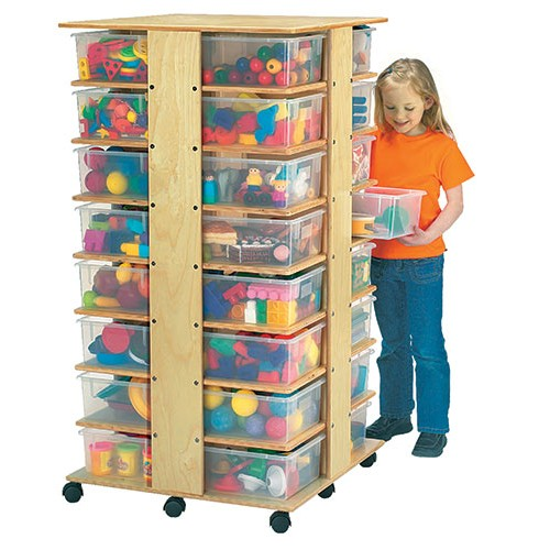 32 Tray Tower Unit