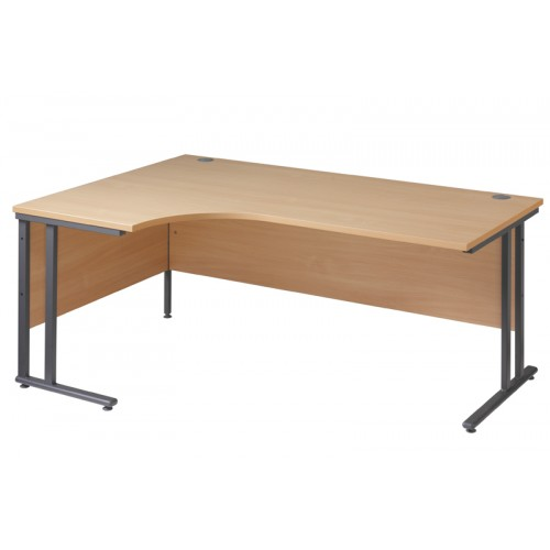 Ergonomic 25 GL C Frame Desk