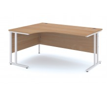 Ergonomic 25 xL C Frame Desk