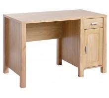 Single Pedestal Computer Desk - Amazon