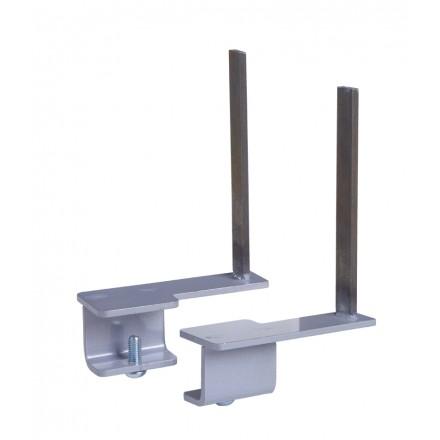 Aluminium Framed Screen Brackets (pack of 2)