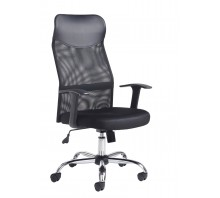 Aurora High Back Mesh Chair with Headrest