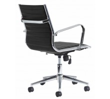 Bari Medium Back Executive Leather Chair