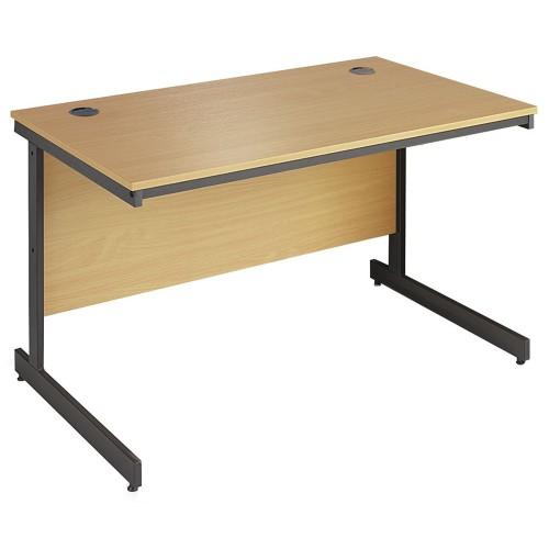 Straight Cantilever Desk