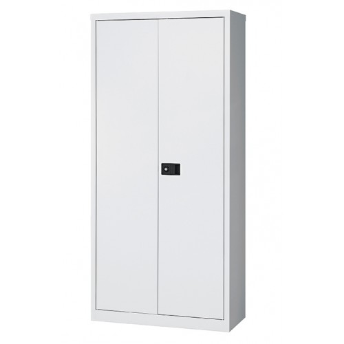 Contract High Metal Cupboard