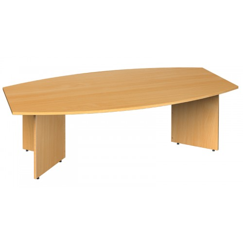 Radial Boardroom Table