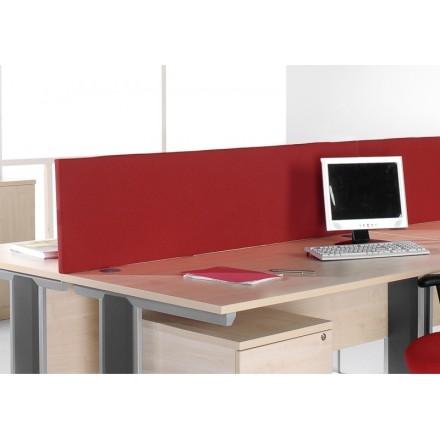 Straight Desk Mounted Screen