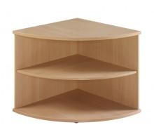 Deluxe Corner Storage Unit