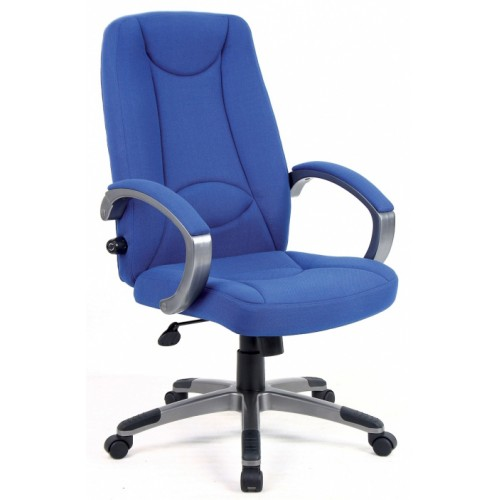 Lucca High Back Fabric Office Chair