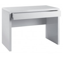 Single Drawer Computer Desk - Luxor