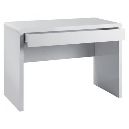 Single Drawer Computer Desk - Luxor
