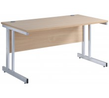 Momento Straight Desks