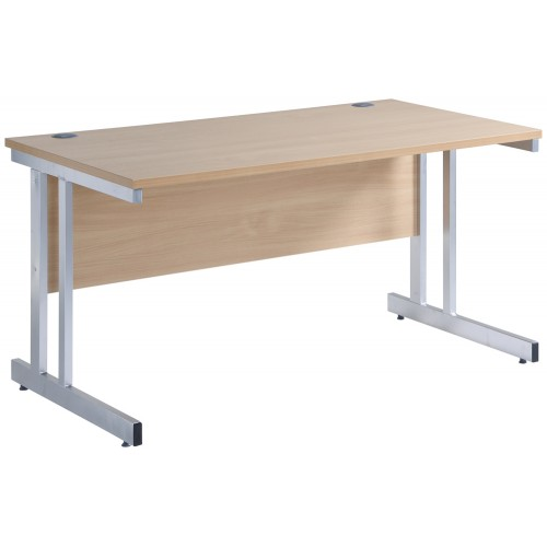 Momento Straight Desks