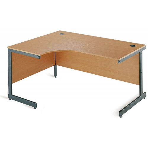 Ergonomic Cantilever Desk