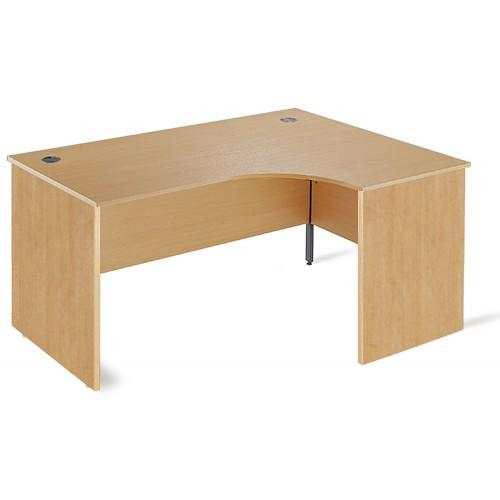 Ergonomic Panel Desk