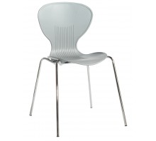 Sienna Moulded Shell Design Chairs (set of 4)