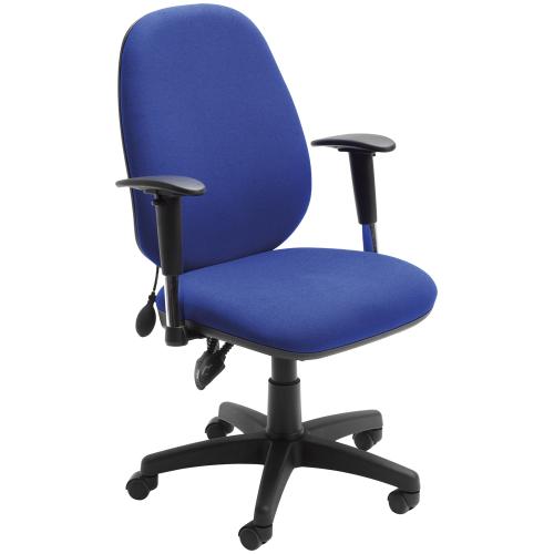 Sofia High Back Fabric Office Chair