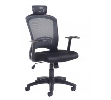 Solaris Medium Back Mesh Operator Chair