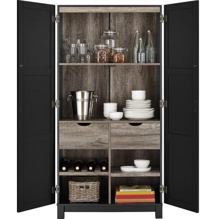 "Carver 64"" Storage Cabinet"