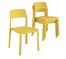 Chandler Stacking Chairs (Set of 4)
