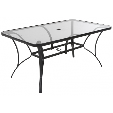 Paloma Steel Patio Dining Table