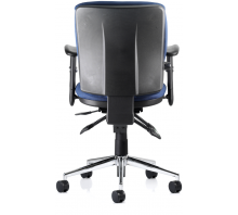 Chiro High Back Task Operators Chair with Arms