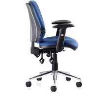Chiro Medium Back Task Operators Chair with Arms