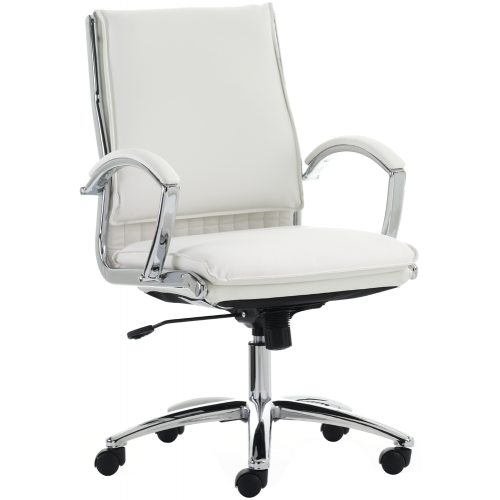 Classic Medium Back Executive Chair With Arms