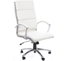 Classic High Back Executive Chair With Arms