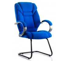 Galloway Fabric Cantilever Office Chair