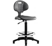 Malaga Polyurethane Draughtsman Chair