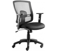 Portland Mesh Back Task Operator Chair with Arms