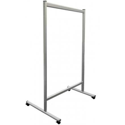 Acrylic Mobile Partition Walls