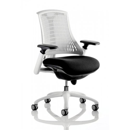 Flex Medium Back Task Operator Chair with Arms