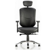 Mirage II Leather Executive Chair with Arms