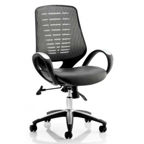 Sprint Mesh Back Task Operator Chair with Arms